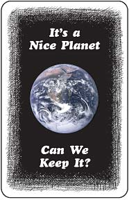 It's a nice planet, can we keep it?