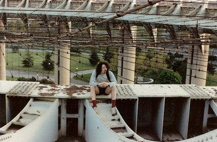 Expo 67 worlds fair ruins